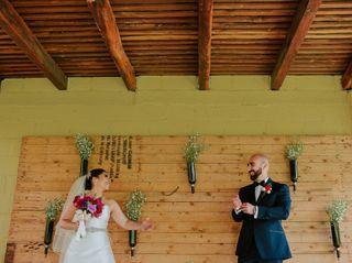 La boda de Janeth y Daniel 1