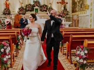 La boda de Janeth y Daniel 2