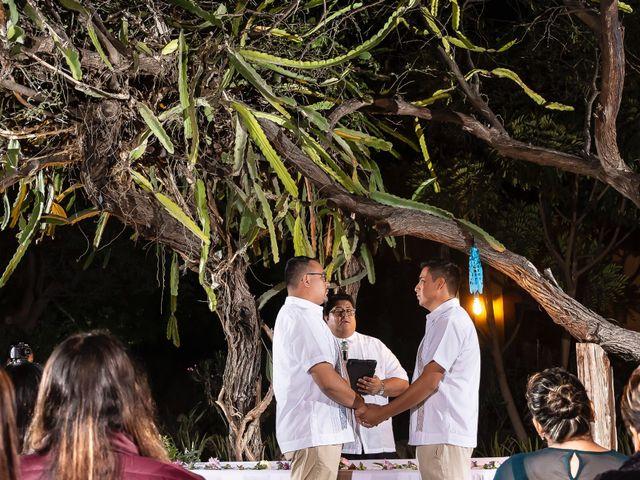 La boda de Jonathan y Cesar