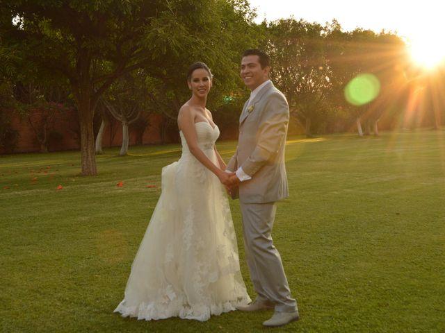 La boda de Ximena y Alejandro