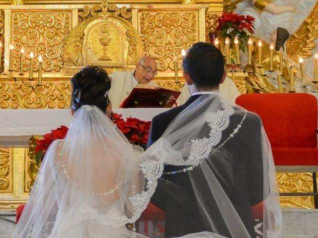 La boda de Jesús y Fabiola