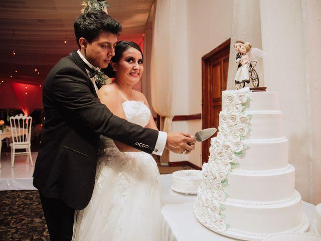 La boda de Nidia y Christian