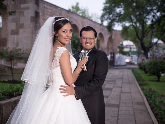 La boda de Jocelyn y David