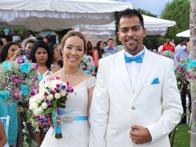 La boda de Jesica y Arturo