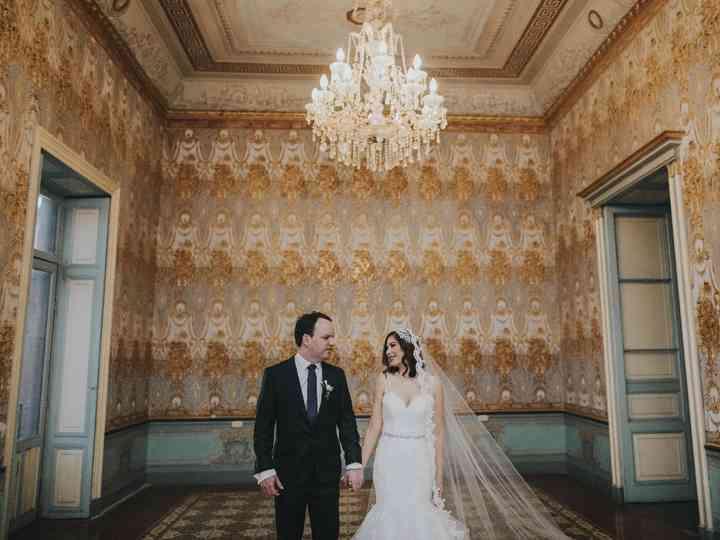 La boda de Sarai y Jarrod