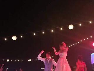 La boda de Ile y Omar 2