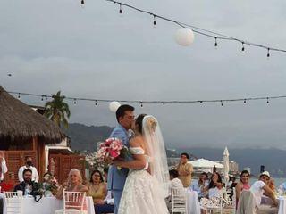 La boda de Ile y Omar 3