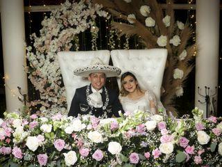 La boda de Nereo y Tanhia