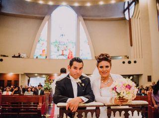 La boda de Saraí y Antonio 2