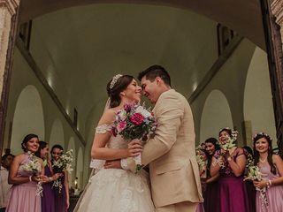 La boda de Carla y Miguel