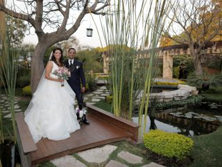 La boda de Jesica y Francisco