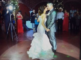 La boda de Moni y Beto