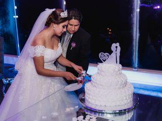 La boda de Venecia y Alex 1