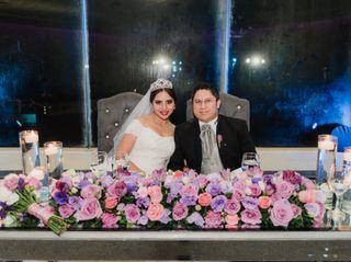 La boda de Venecia y Alex 2
