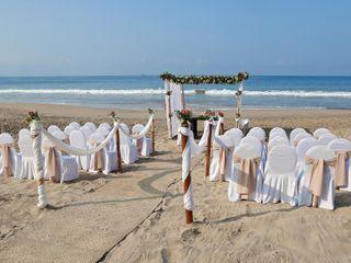 La boda de Isela y Mauricio 1