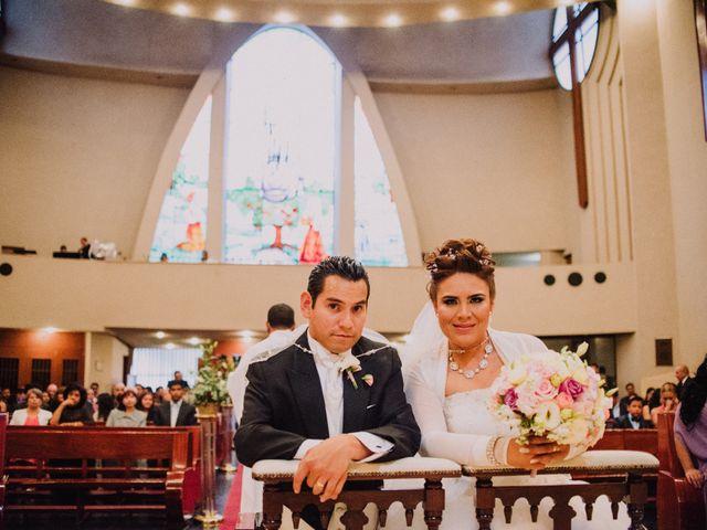La boda de Saraí y Antonio