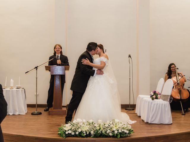 La boda de Venecia y Alex