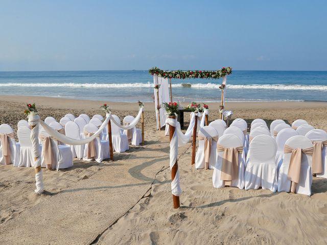 La boda de Mauricio y Isela en Ixtapa Zihuatanejo, Guerrero 1