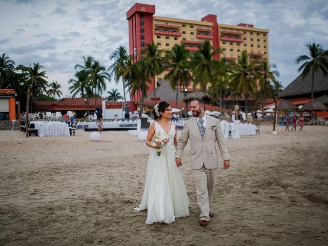 La boda de Mauricio y Isela en Ixtapa Zihuatanejo, Guerrero 2