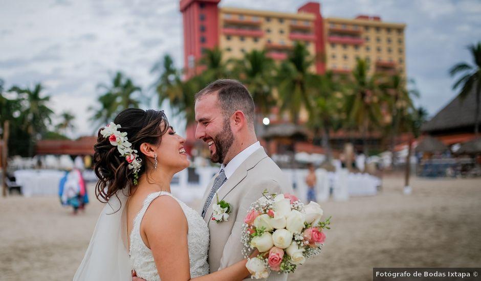 La boda de Mauricio y Isela en Ixtapa Zihuatanejo, Guerrero