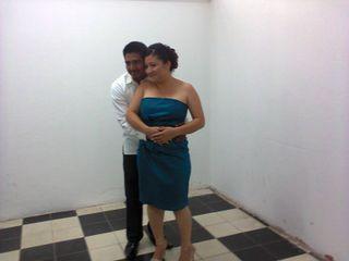 La boda de Carlos y Erendira 1
