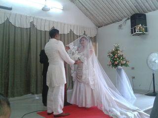 La boda de Carlos y Erendira 2