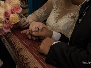 La boda de Erika Jazmín y  Ricardo Javier 1