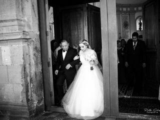 La boda de Erika Jazmín y  Ricardo Javier 2