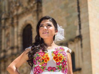 La boda de Liliana y Jair 1