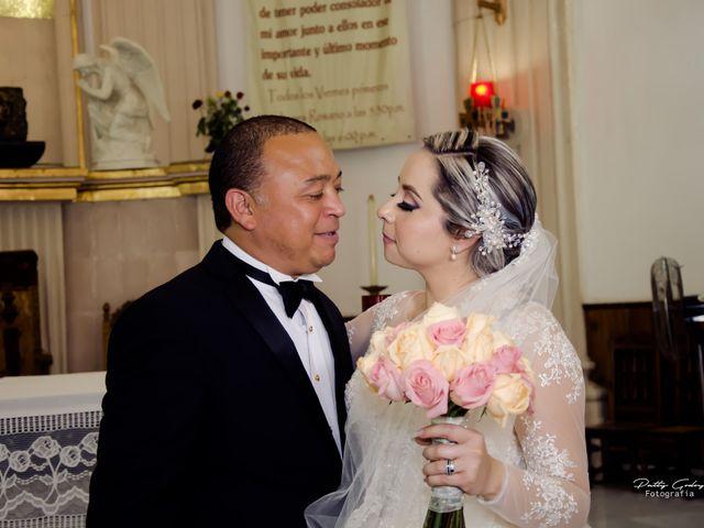 La boda de Erika Jazmín y  Ricardo Javier