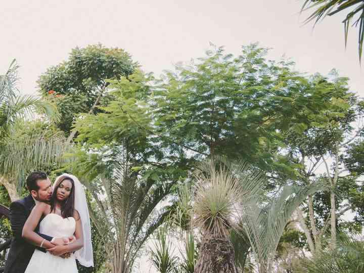 La boda de Abigail y Daniel