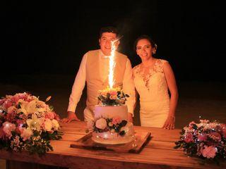 La boda de Armando y Carmen