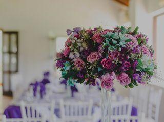 La boda de Abigail y Daniel 2