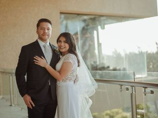La boda de Kristell y Gerardo 1
