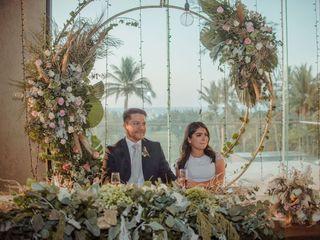 La boda de Kristell y Gerardo