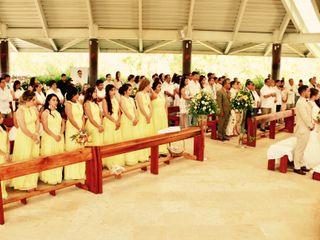 La boda de Laura y Ediel 3