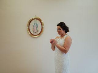 La boda de Sandra y Pedro 1