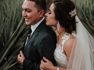 La boda de Sandra y Pedro