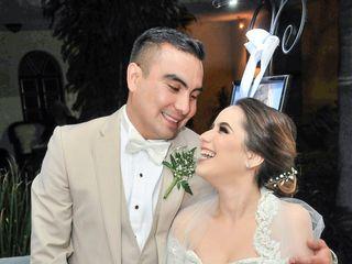 La boda de Alma  y Lázaro 2