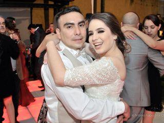 La boda de Alma  y Lázaro