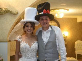 La boda de Karina y Emmanuel 1