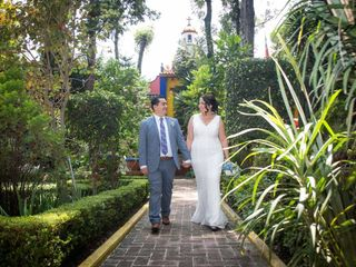 La boda de Eleonora  y Sergio