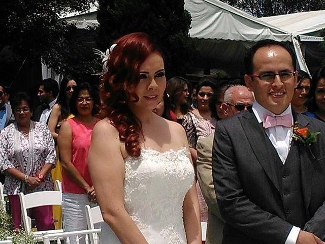 La boda de Jael y Enrique