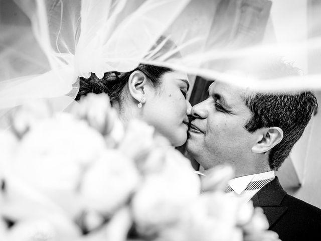 La boda de Karen y Ivan