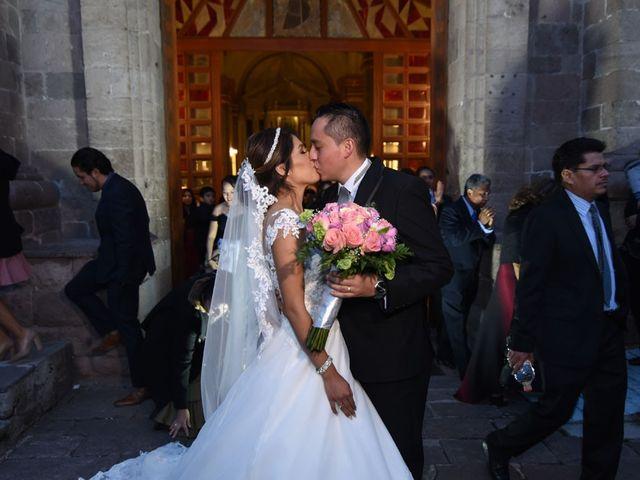 La boda de Karina y Emmanuel