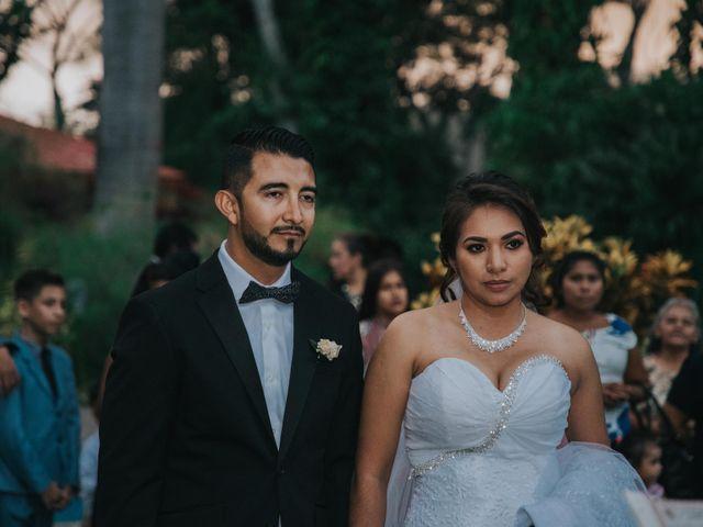 La boda de Keren y Isaac
