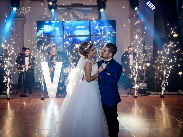 La boda de Vianca y Axel
