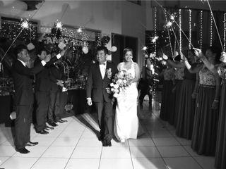 La boda de Dania y Allen
