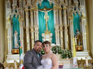 La boda de Toñita y Óscar 1