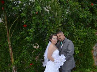 La boda de Toñita y Óscar 2